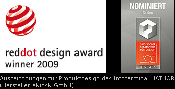 red dot design award winner 2009